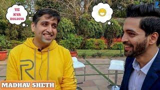 "Realme 3 Pro - ""Wait For It"" | Says Madhav Sheth"