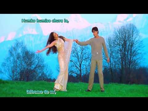 La Mejor Cancion Indu Humko Hamise Churalo - Mohabatein (Sub. Español)
