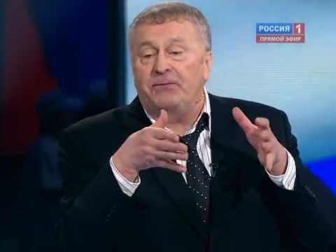 28.02.2012 Поединок. Прохоров vs Жириновский.Выборы 2012.