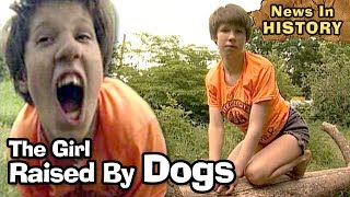Download Song Girl Raised By Dogs Barks & Acts Like An Animal - News In History Free StafaMp3