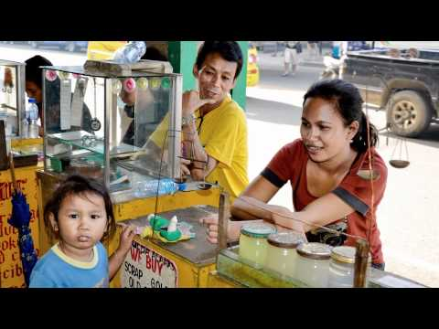 2012 I LOVE CEBU city : Proudly Cebuano / Bisdak OFW from SUGBU ( Pop Music Song ) HD - THONIXS