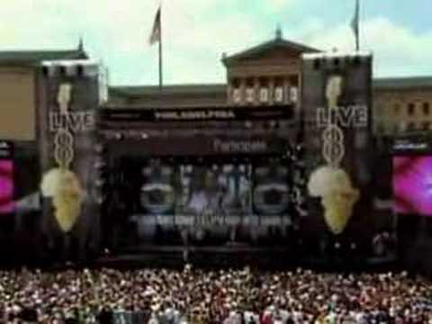 Dreamgirl - Dave Matthews Band - LIVE 8