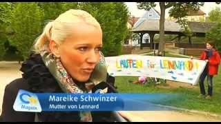Laufen Für Lennard (Mit freundlicher Genhemigung von OberpfalzTV)