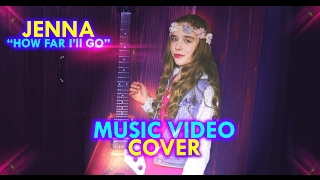 download lagu Alessia Cara- How Far I'll Go- Jenna Davis-  gratis