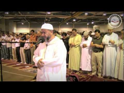 Sheikh Nhari Leads Jumuah Prayer - July 27, 2012