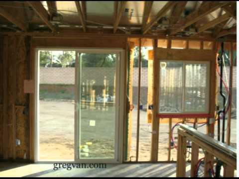 Structural Window Header Supporting Roof Girder Truss