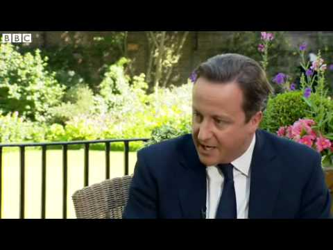 NEWS: David Cameron calls for companies to act on child porn searches