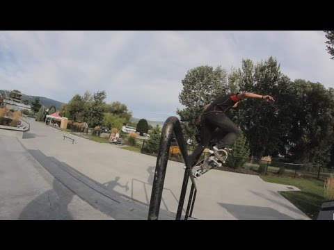 New Line and Kitsch: Skatepark Sundays #5 - Penticton, BC
