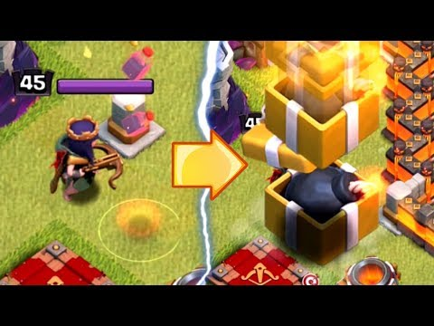 TROLL KILLING MAXED QUEENS WITH BOOM SPELLS | Clash of Clans | Troll Attacks