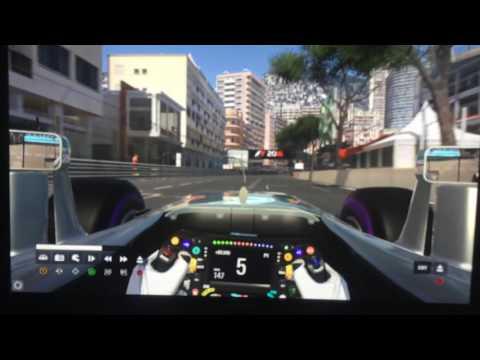 F1 2016 MONACO TIME TRIAL PC