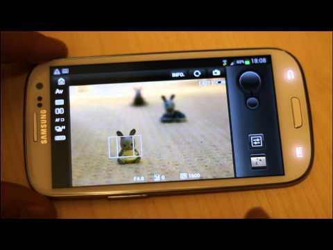 Canon EOS Remote App with Canon EOS 70D