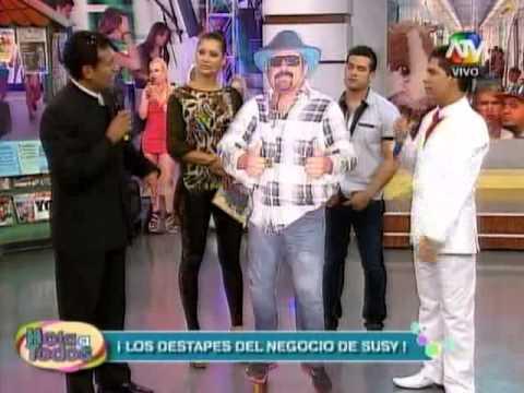 Exnovios de Susy Díaz revelaron que pagaron para hacerse famosos