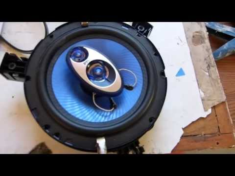 2001 Dodge Dakota Speaker Replacement