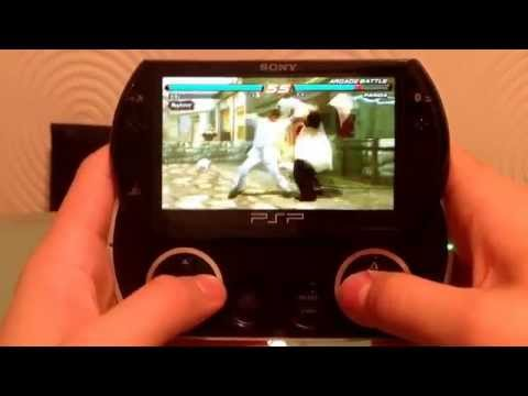 PSP go review and gameplay!