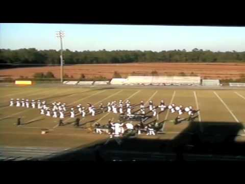 2000 Southern Nash High School Marching Firebirds
