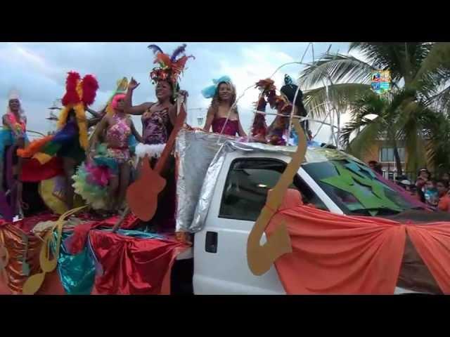 Así Se Vive El Carnaval 2012 En Pinotepa. Nacional Oax.