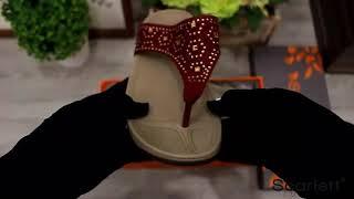 Scarlett®Kassie Luxury Gold Sandals 50777