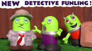 Funny Funlings NEW Detective Funling Mission with Thomas The Tank Engine TT4U