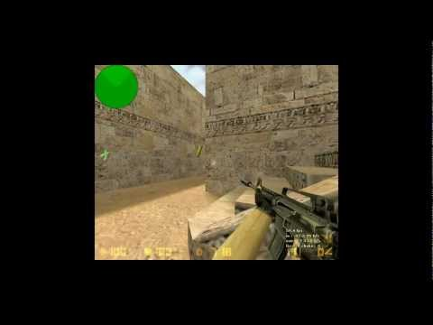 Прострелы и тактика на карте de_dust2x2