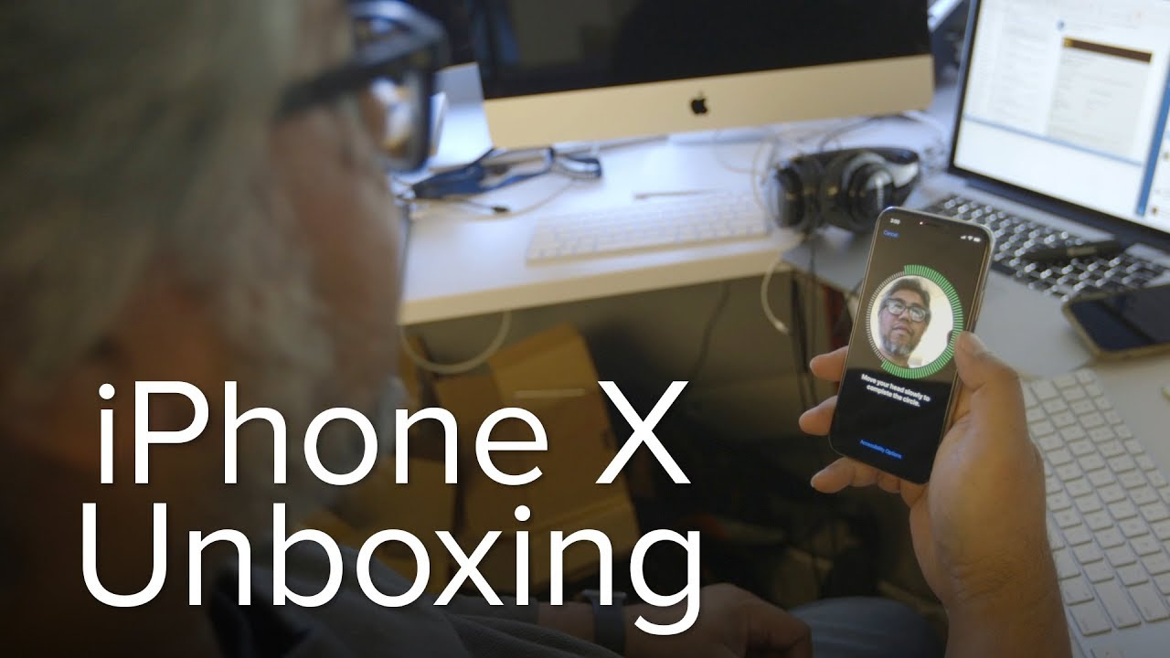 iPhone X: Unboxing Apple's new flagship iPhone
