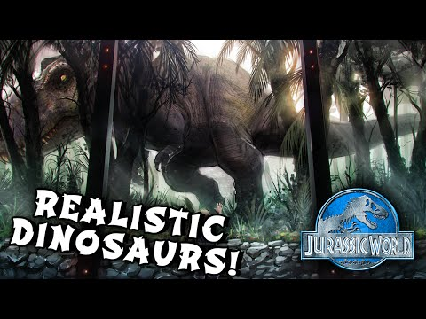 Minecraft Mods - JURASSIC WORLD MOD! (Realistic Dinosaurs in Minecraft)