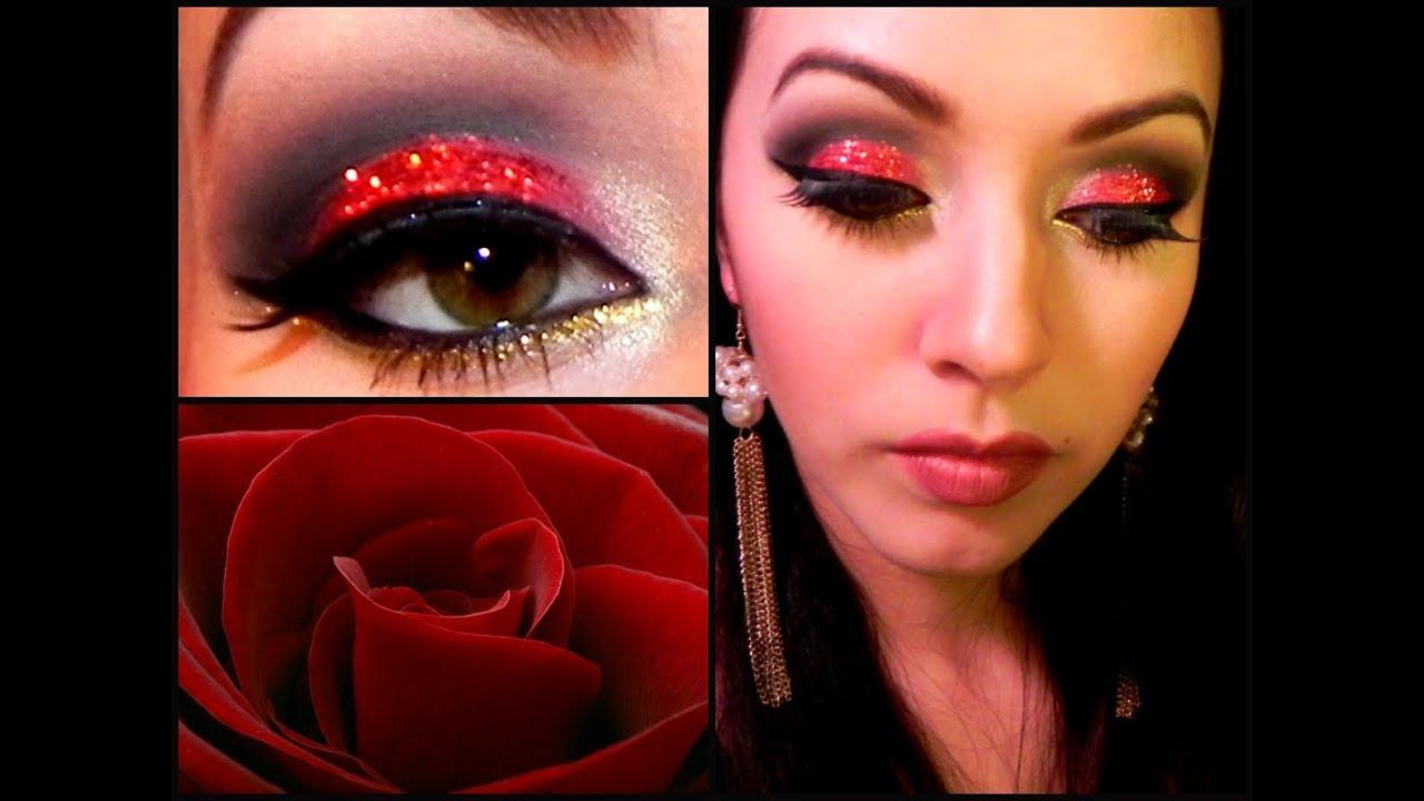 Maquillaje de Ojos Para el Dia Maquillaje Dramatico Para el