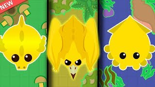Rare new GOLDEN ANIMALS // Mopeio New Golden Age Coming Soon!? Mopeio- Gameplay