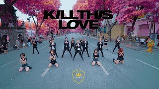 [KPOP IN PUBLIC]#MCND 블랙핑크(BLACKPINK)-Kill This Love |Cover and Choreography by W-Unit from Viet Nam