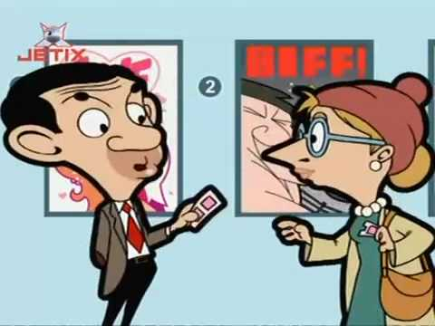 Mr  Bean Animated Series extra One Side Love Part1