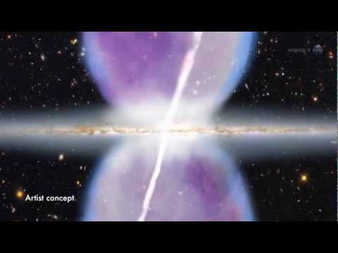 The Black Hole Monster in the Center of the Milky Way | NASA Space Science HD Video