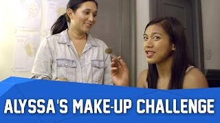Episode #10 | Alyssa's Make-up Challenge | Phenoms