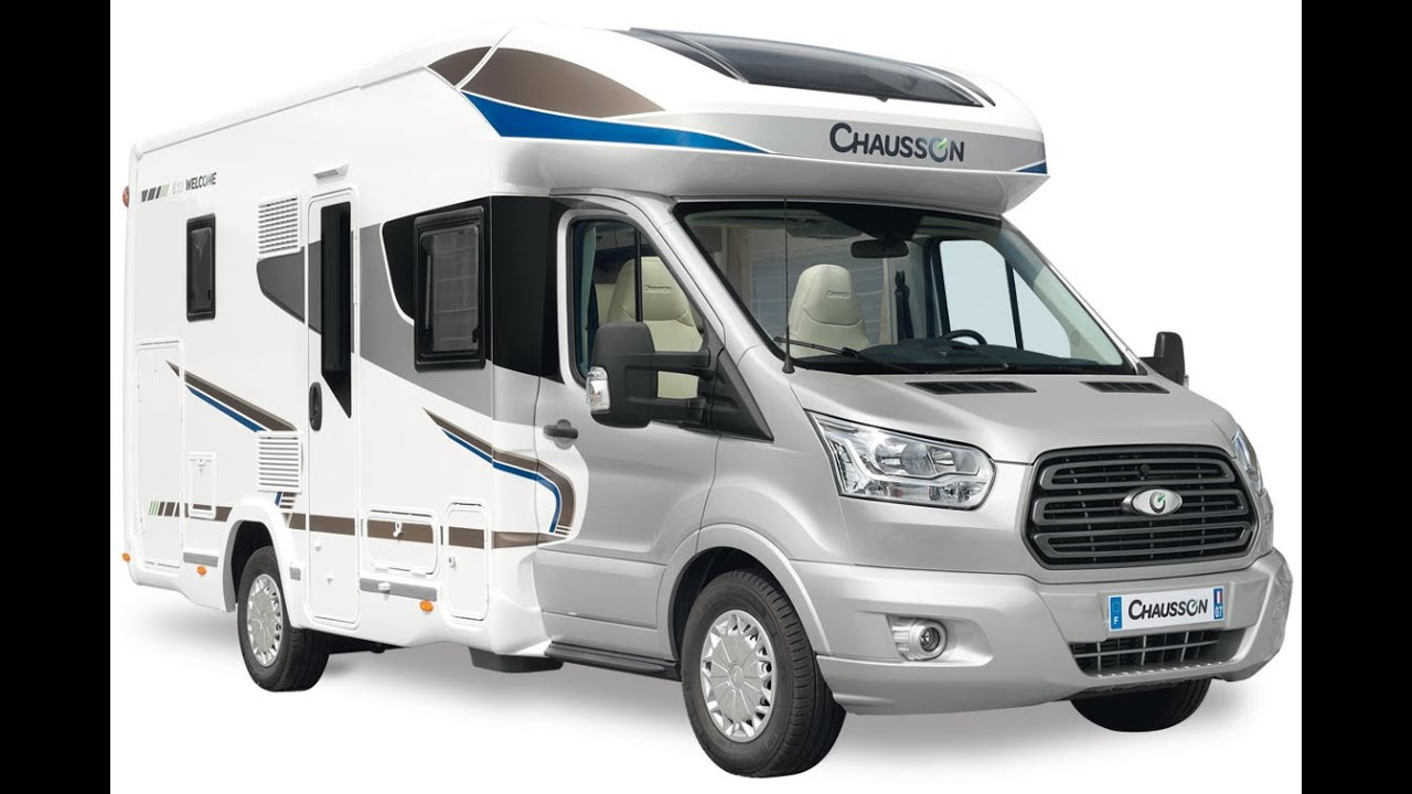 Chausson Fourgon Camping Car