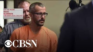 Chris Watts sentenced to life in prison for killing family