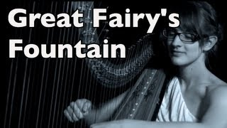Great Fairy's Fountain - Legend of Zelda - Three Harps