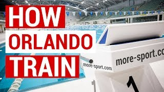 How you train ? Orlando