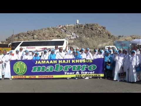 Video travel umroh mabruro surabaya