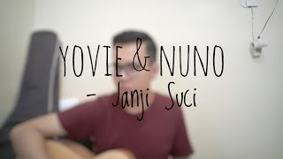download lagu Yovie & Nuno - Janji Suci Cover By Richard gratis