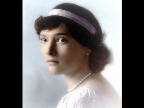 Grand Duchess Tatiana of Russia - YouTube
