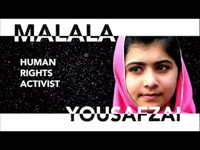 2012 MY HERO International Film Festival Dedication to Malala Yousafzai