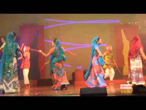 Radha Kaise Na Jale - Nitusha - Ravi & Raveeta Sallick Dance Group video