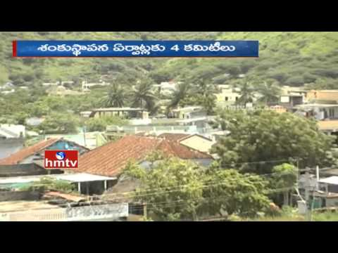 AP Capital Amaravathi Master Road Plan Released | TDP Government | HMTV