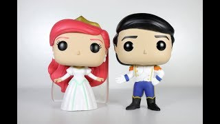 The Little Mermaid ARIEL & ERIC Funko Pops review