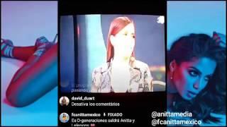 ANITTA E LELE PONS ENTREVISTA COMPLETA PARA O D GENERACIONES