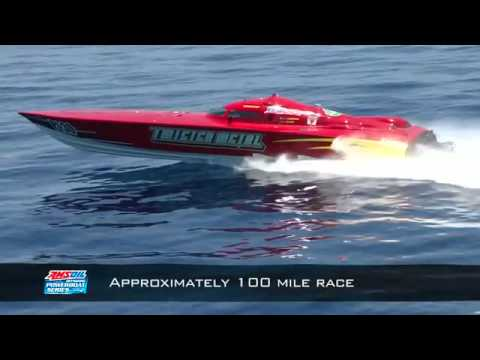 Asia Kim OffShore Boat Racing Series Miami Beach