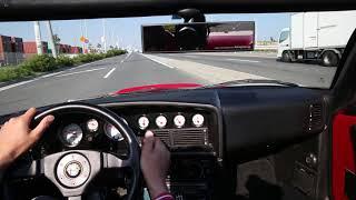 Alfa Rome V6 SOHC sound (ZAGATO RZ / ES30)