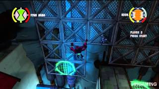 "Ben 10 Omniverse - walkthrough part 6 episode 6 ""BEN 10 Omniverse walkthrough part 1"" XBOX PS3 WII"