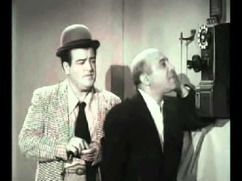 Abbott & Costello - 2 Classic Bits... 3 Bananas and Alexander 4444