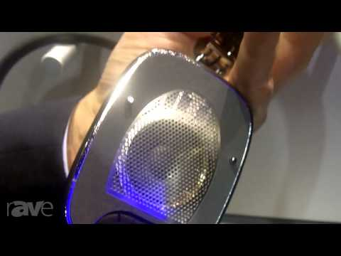 CEDIA 2013: Bowers and Wilkins Presents the P7 Headphones