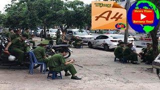 Cận Cảnh Bác Tài Xế Cứng Bật CSGT Quảng Bình Hồn Bay Phách Lạc