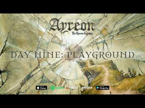 Ayreon - Play Ground